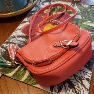Mix No. 6 cross body purse